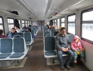 В Казани появилась новая электричка