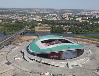 На время Кубка конфедераций Третья транспортная дамба Казани станет пешеходной