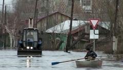 Новости Общество - Затопленные населенные пункты Татарстана освободились от воды