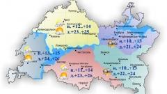 Новости  - 8 мая в Казани и по Татарстану в целом ожидаются кратковременные дожди
