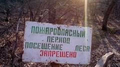 Сегодня в республике начался противопожарный режим