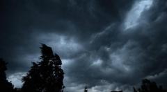 Погода в Татарстане снова осенняя