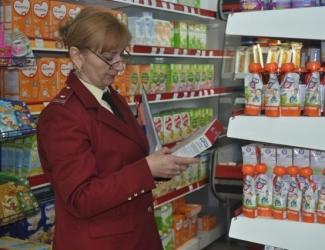 В Татарстане в этом году выявили в 7 раз больше некачественных продуктов