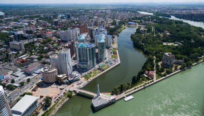 Новости  - Краснодар становится еще одним городом-миллионником в России