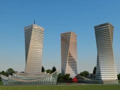 Новости  - На правом берегу Казанки построят три небоскрёба