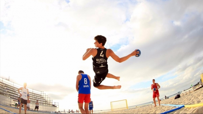 В столице республики пройдет чемпионат мира по пляжному гандболу