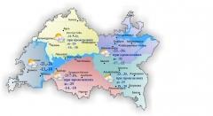 Новости Погода - Сегодня по Татарстану ожидается до -29 градусов