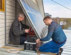Новости  - Автономная энергия для дома: солнечный инвертор