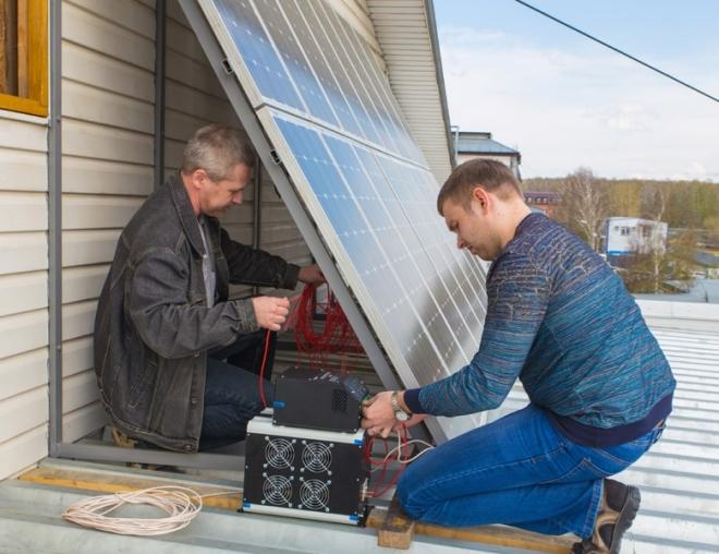 Автономная энергия для дома: солнечный инвертор