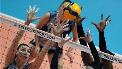 Казанские волейболистки обыграли одинцовское «Заречье»