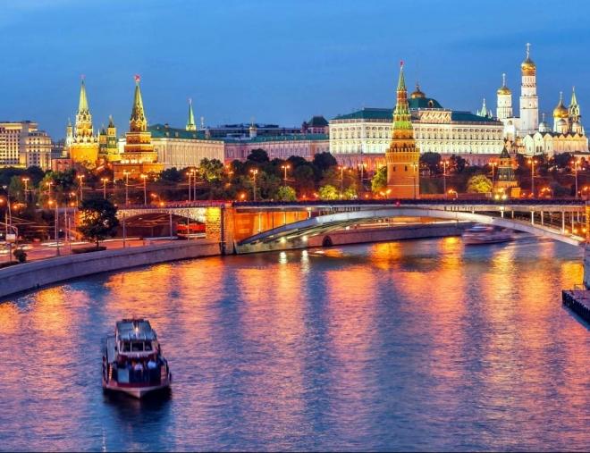 Аренда теплохода в Москве для любых целей
