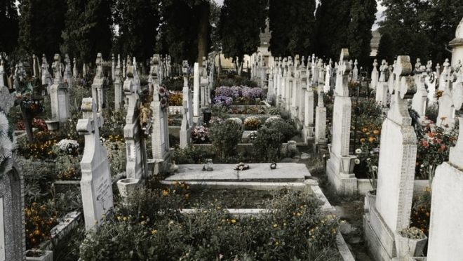 Кладбище в Дербышках будет расширено