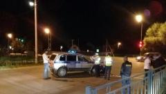 Новости Транспорт - Полицейский автомобиль сбил девушку на регулируемом переходе
