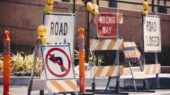Новости  - В микрорайоне Азино перекрыли несколько улиц на ремонт