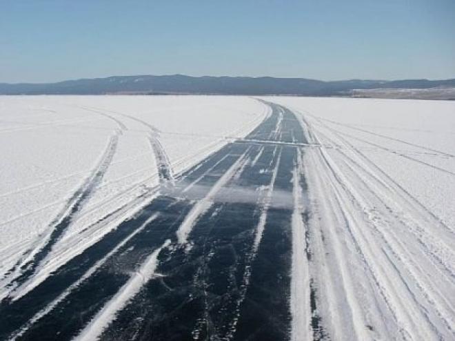 Ледовая переправа Зеленодольск – Нижние Вязовые снова открыта
