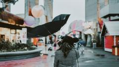 Сегодня по Казани ожидается дождливая погода