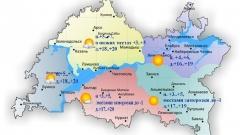 30 сентября по Татарстану не ожидается осадков