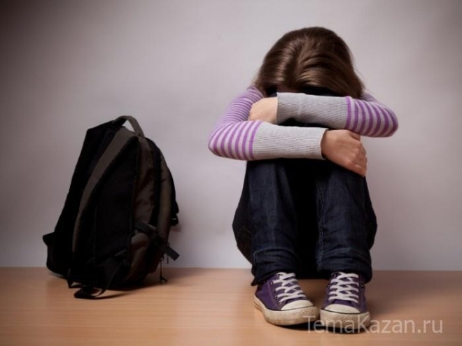 Полиция Казани разыскивает подростков, участвующих в избиении школьницы