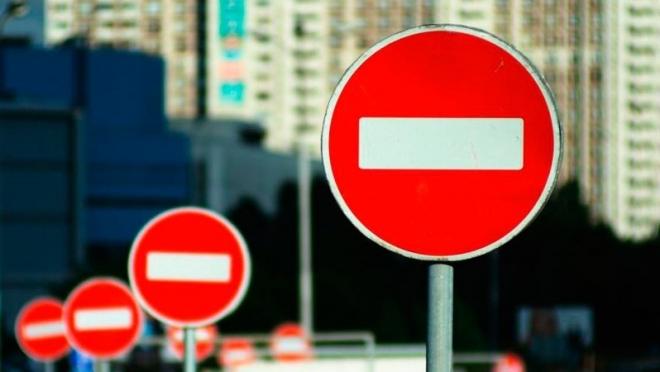 В Казани продлено ограничение движения по улицам Тэцевской, Челюскина, Копылова