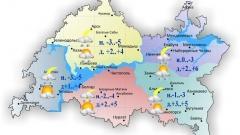 Сегодня пореспублике ожидается слабый ветер инебольшой мокрый снег днём