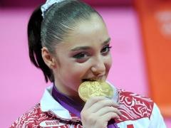 Новости  - Алия Мустафина завоевала первенство в гимнастическом многоборье