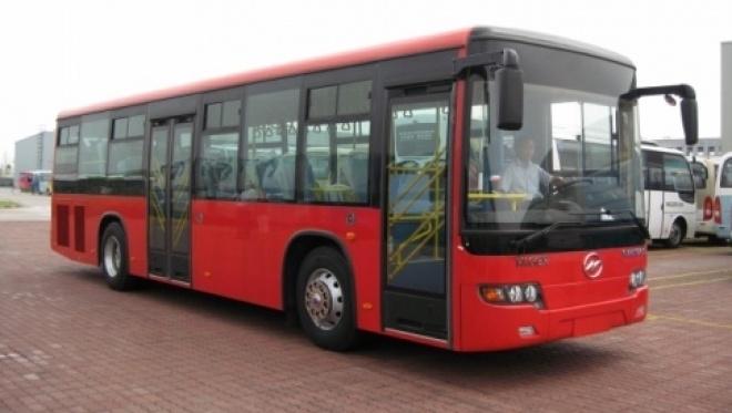 К следующему году автобусы России могут оборудовать подушками безопасности