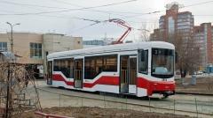 Новости Общество - Уралтрансмаш поставит 7 трамваев в Казань