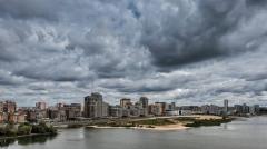 Новости  - В Татарстане 6 июня прогнозируют грозы и град