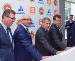 Новости  - В Казани открылось новое здание Инженерного центра «Энергопрогресс»