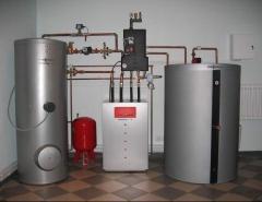 Новости  - Газовое отопление в частном доме