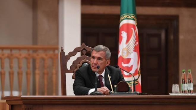 Британская компания Ernst & Young и Татарстан подписали соглашение о сотрудничестве