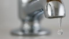 В поселке Борисоглебское не будет воды до полуночи