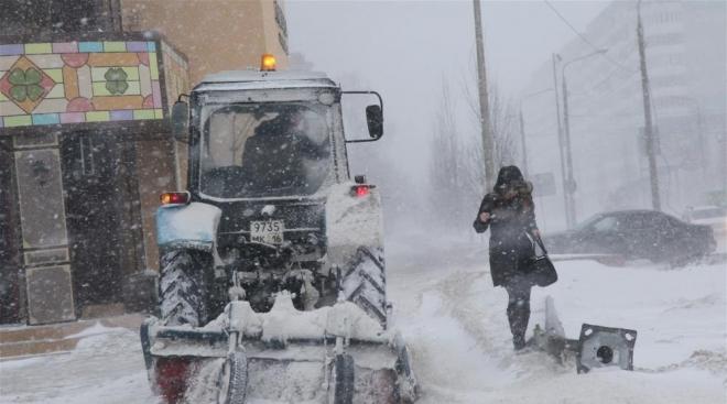 В столице республики приостановили движение междугородних автобусов