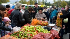 Новости Общество - В городе начинаются традиционные еженедельные ярмарки