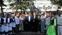 Новости  - В столице России открылись ежегодные Дни культуры Татарстана