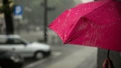 Сегодня по Татарстану кратковременный дождь с грозой