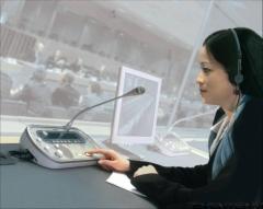 Новости  - Объекты Универсиады снабжены оборудованием для синхронного перевода