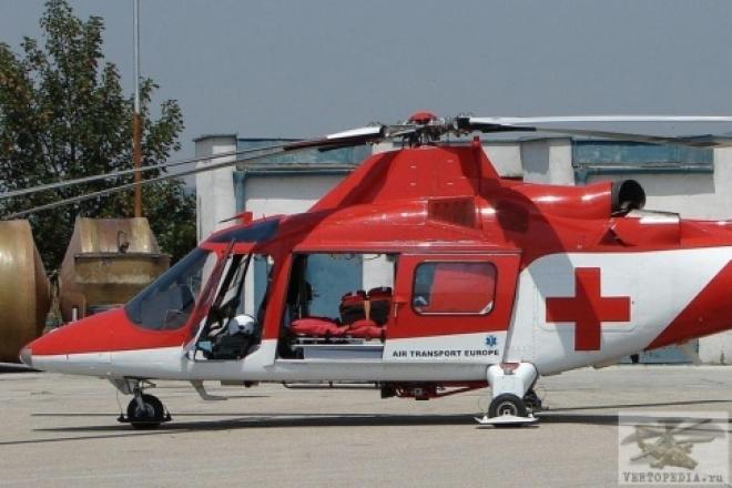 Новости  - В Татарстане построят вертолётные площадки для экстренной помощи пострадавшим в ДТП