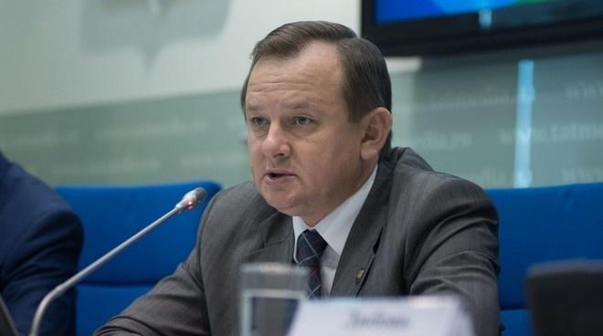 Новости  - Адель Вафин назначен советником ректора КФУ