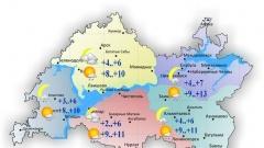 Новости  - 5 октября в Татарстане дождь и облачность с прояснениями