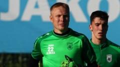 Новости Спорт - Вратарь Юрий Дюпин перешёл вказанский «Рубин»