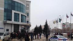 Из-за угрозы взрыва в Казани эвакуировали ТЦ