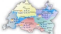 Новости Погода - Сегодня по Татарстану ожидается облачность с прояснениями и дождь
