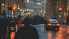 Новости Погода - Сегодня по республике ожидаются сильные дожди