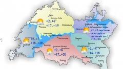 Новости  - 11 сентября по Татарстану без осадков и переменная облачность