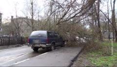 Ураган в центре России оставил без света около 73 тыс. человек