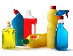 Новости  - Бытовая химия - виды, описание, применение