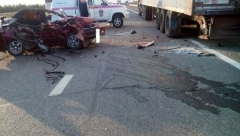 Новости  - Накануне в ДТП на дороге Татарстана погибла 19-летняя девушка