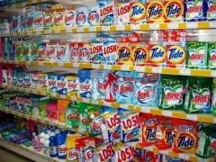 Новости  - Импортные моющие средства временно исчезнут с прилавков магазинов