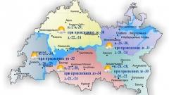 Новости Погода - Сегодня по Татарстану ожидается переменная облачность